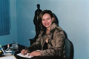 Doutora Rosimeire Germando da Silva, assessora jurídica
