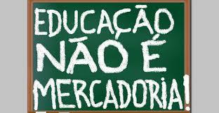 A TERCEIRIZAÇÃO DA EDUCAÇÃO PÚBLICA SERÁ O INÍCIO DA DESTRUIÇÃO DE UMA SOCIEDADE PENSANTE